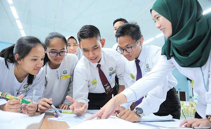 Empowering STEM teachers to attract and better educate students